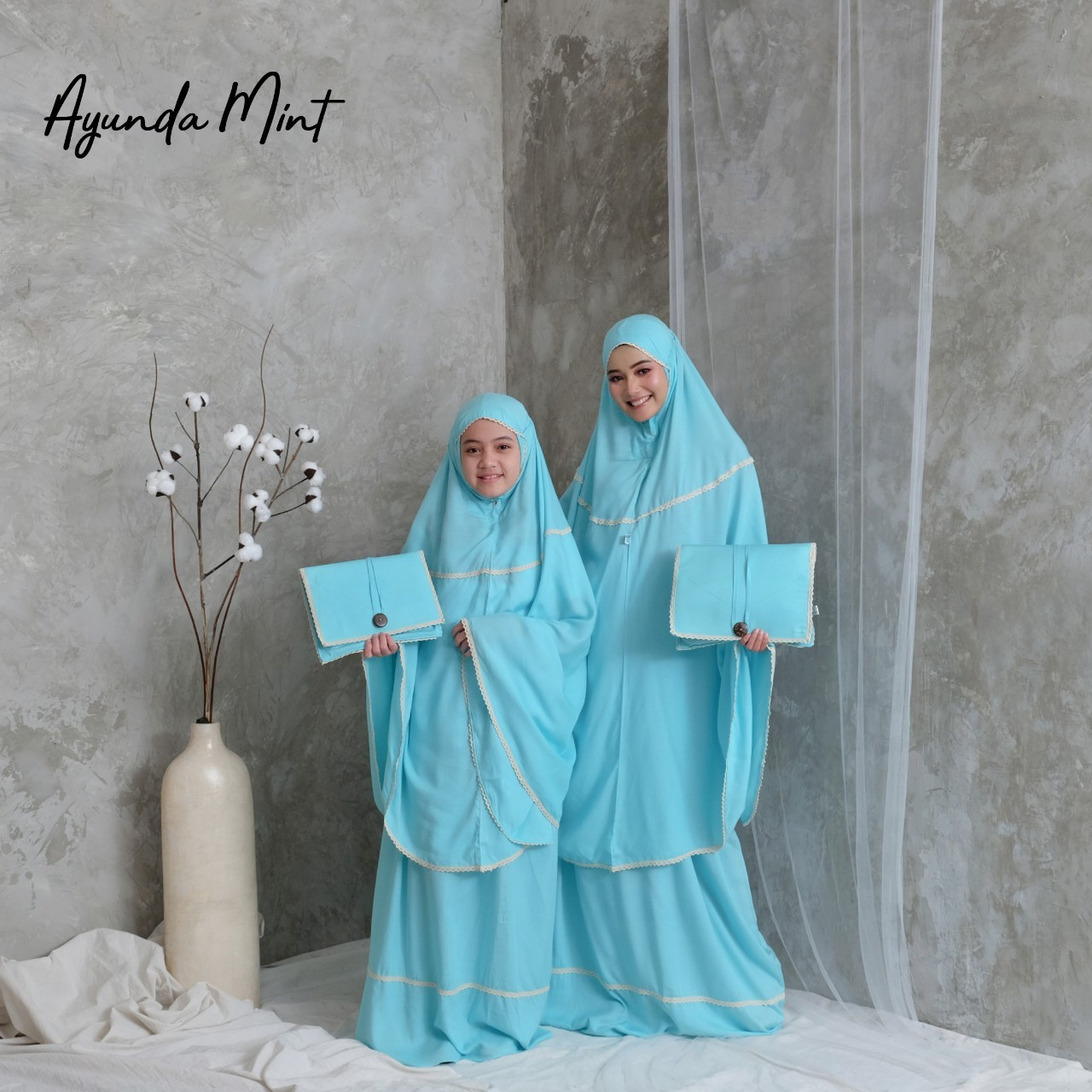 Mukena Couple Ayunda